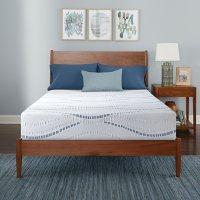 """Serta SleepToGo 10"""" Gel Memory Foam Luxury King Mattress"""
