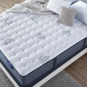 Serta Perfect Sleeper Luxury Hybrid Oakbridge II Firm King Mattress Set