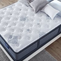Deals on Serta Perfect Sleeper Glenmoor 2.0 Pillowtop Queen Mattress Set