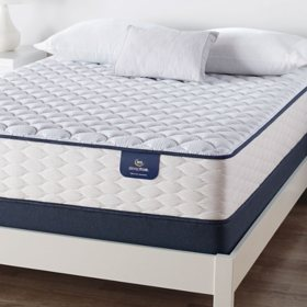 Serta Sleep True Brindale 3.0 Firm California King Mattress Set