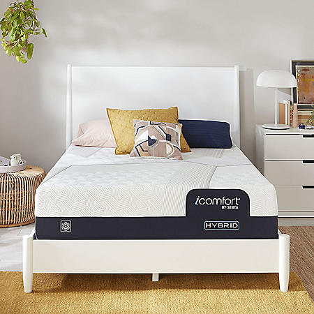iComfort by Serta CF1000 Hybrid Medium California King Mattress