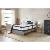Serta Castleview Cushion Firm Pillowtop California King Mattress Set