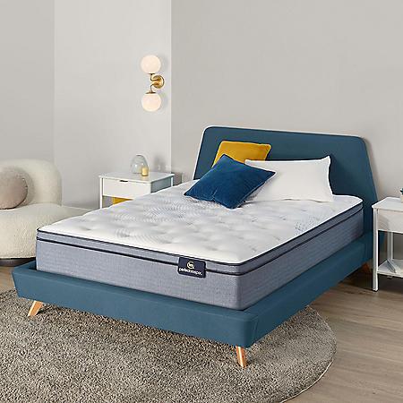 Serta Perfect Sleeper Ashbrook 2.0 Eurotop Plush King Mattress