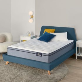 Serta Perfect Sleeper Ashbrook 2.0 Eurotop Plush Twin Mattress