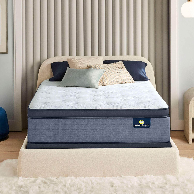 Serta Perfect Sleeper Pinecrest Plush Pillowtop Full Mattress