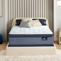 Serta Perfect Sleeper Pinecrest Plush Pillowtop California King Mattress