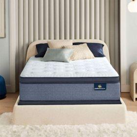 Serta Perfect Sleeper Pinecrest Plush Pillowtop Queen Mattress