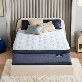 Serta Perfect Sleeper Pinecrest Plush Pillowtop King Set
