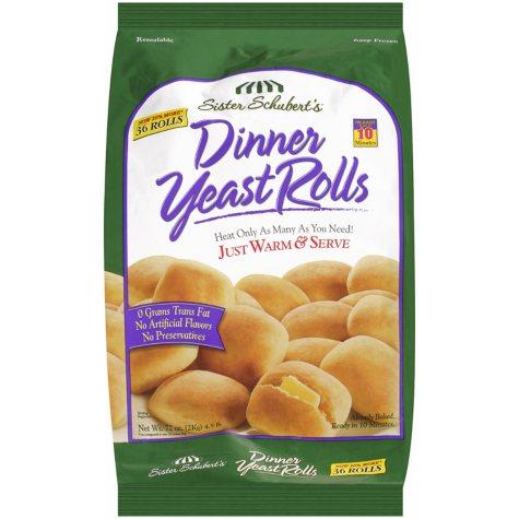 Sister Schubert's Dinner Yeast Rolls (36 ct.)