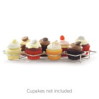 Sweet Street 8 Slot Cupcake Holder - 6 ct.