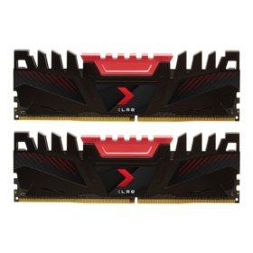 PNY 16GB (2x8GB) XLR8 Gaming DDR4 2666MHz Desktop Memory Kit