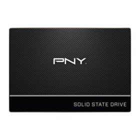 "PNY CS900 2.5"" SATA III Internal Solid State Drive (Select Capacity)"