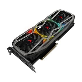 PNY GeForce RTX 3070 8GB XLR8 Gaming EPIC-X RGB Triple Fan Graphics Card