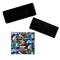 Robert Graham Americana Black Multi Case + Cloth