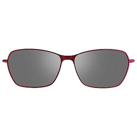 Callaway CA109 Womens Pink Clip-On Sunglasses