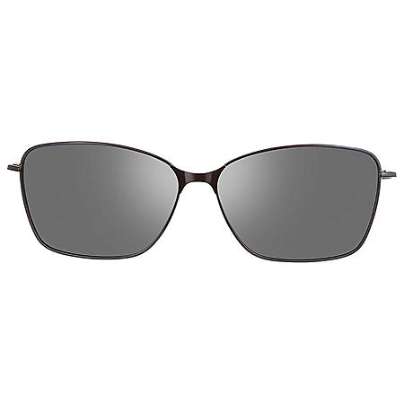 Callaway CA110 Women's Black Clip-On Sunglasses