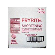 FryRite Shortening 50 lb.