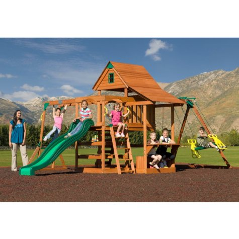 Sierra Cedar Play Set