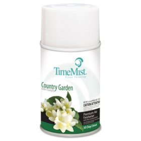 TimeMist Metered Aerosol Dispenser Refill (Choose Your Scent, 12ct.)