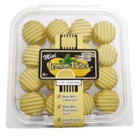 Mini Lemon Bites (32 ct.)