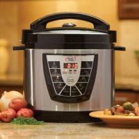 Tristar 8-Quart Power Cooker Plus