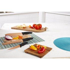 Copper Chef 3-Piece Cutlery Set