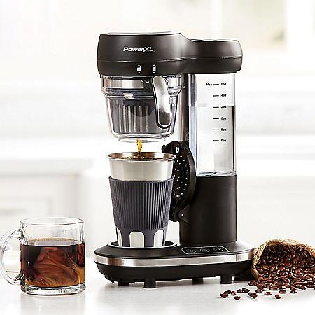 PowerXL Grind & Go Coffee Maker