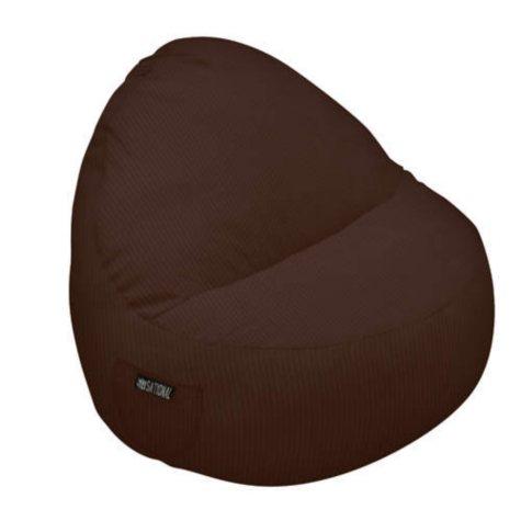 Single-Seater Sitsational - Chocolate Cordouroy