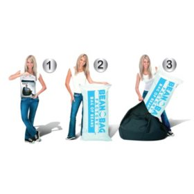 Incredible Bag Of Beans Beanbag Refill Sams Club Pabps2019 Chair Design Images Pabps2019Com