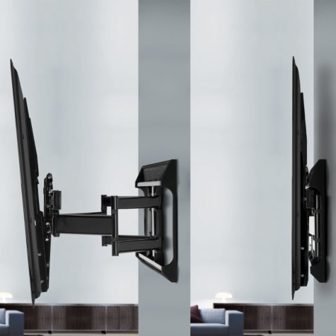 "Orbital Super Slim Multi-Position LCD TV Mount - Fits 40-65"""