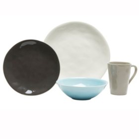 16-Piece Verve Dinnerware Set