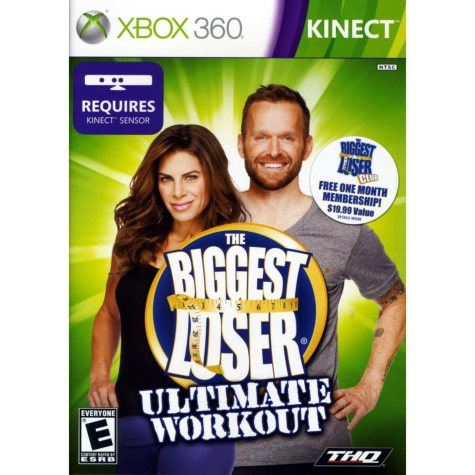 The Biggest Loser Ultimate Workout - Xbox 360  Kinect