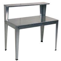 Poly-Tex Galvanized Potting/Work Bench