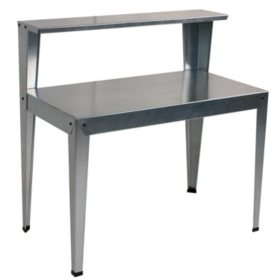Poly-Tex Galvanized Potting/Work Bench