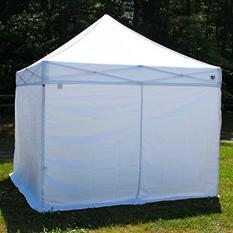 King Canopy Tuff Tent Canopy w/Walls - 10' x 10'