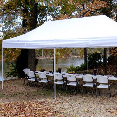 King Canopy Explorer Pop-up Canopy - 10' x 20'