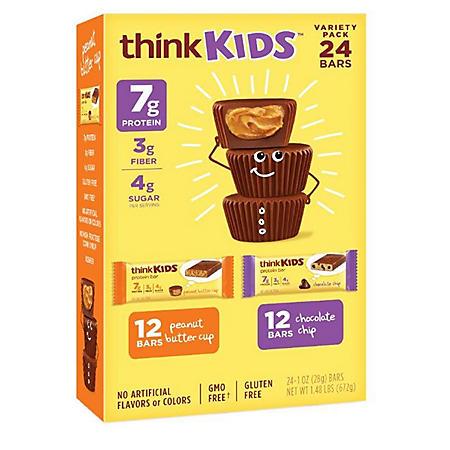 thinkKIDS Variety Pack (1 oz., 24 pk.)
