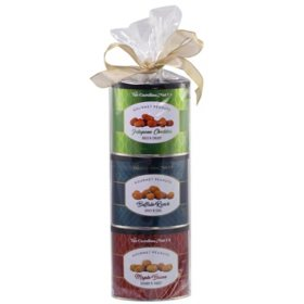 Carolina Nut Company Seasoned Tower (10 oz., 3 ct.)