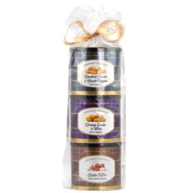 Carolina Nut Company Classic Tower (10 oz., 3 ct.)