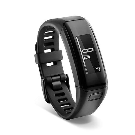 Garmin vívosmart HR Activity Tracker with Garmin Elevate, Black