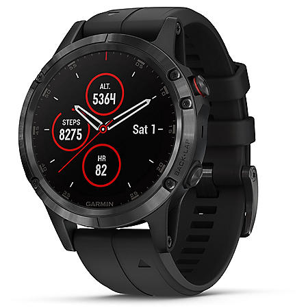 Garmin fēnix® 5 Plus Multisport GPS Watch