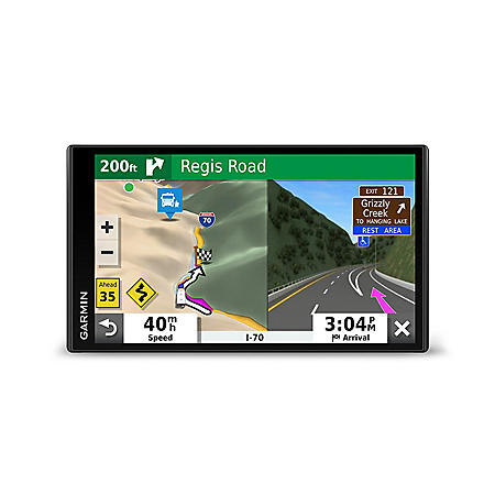 Garmin RV 780 and Traffic GPS Navigation