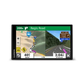 Garmin RV 780 and Traffic GPS Navigation