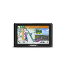 Garmin Drive 51 Lifetime Map GPS with Bonus Friction Mount