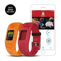 Target.com deals on Garmin Vivofit jr. 2 Star Wars Bundle (2 Bands)