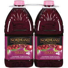 Northland Cranberry Pomegranate 100% Juice - 96 fl. oz. - 2 pk.