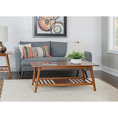 Charlotte 3-Piece Coffee and End Table Set