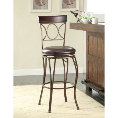 Excellent Swivel Barstools Sams Club Alphanode Cool Chair Designs And Ideas Alphanodeonline