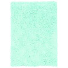 Faux Sheepskin Rug, Blue (Assorted Sizes)