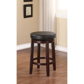 Pleasing Maya Backless Counter Stool Assorted Colors Sams Club Ibusinesslaw Wood Chair Design Ideas Ibusinesslaworg